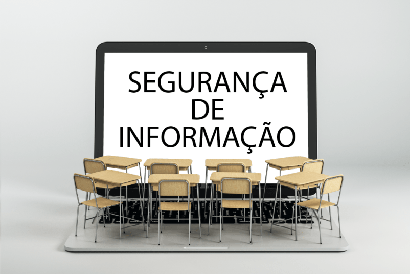 Temos Informação. Temos Segurança de Informação. Passemos à Formação em Segurança da Informação.