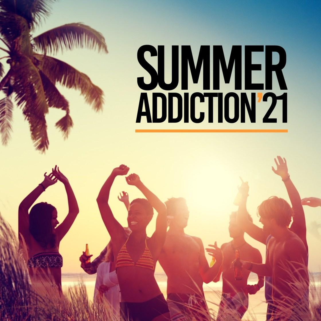 Summer Addiction'21 – A Playlist Que Não Podes Perder Este Verão!